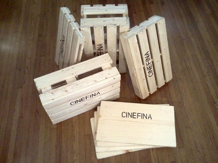 Cinefina diy apple boxes for Diy apple boxes